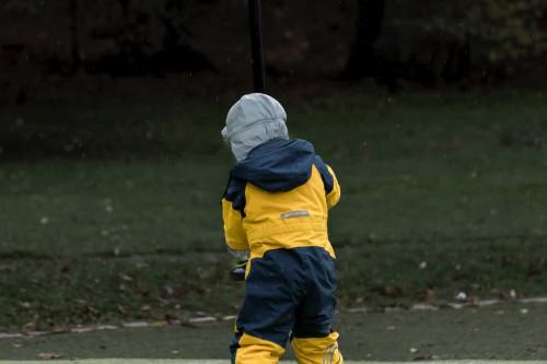 Didriksons Biggles Reflective Kid's Cap 2 Silver