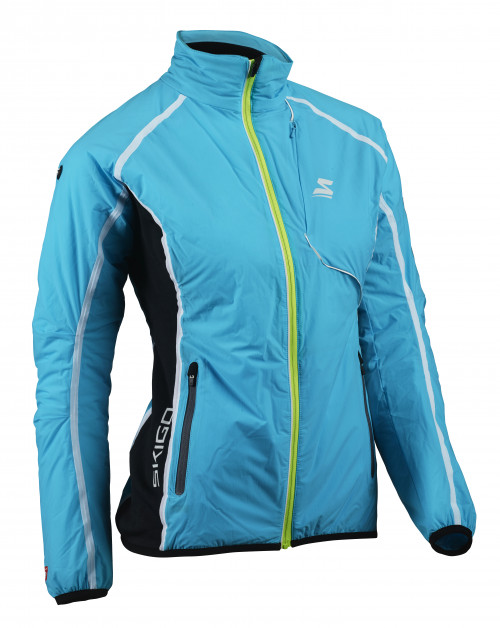 SKIGO Elevation Stretch Jacket Dame Turkis