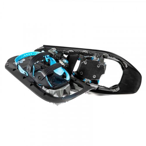 Fåk Flex Padded Snow Shoe Black/Blue