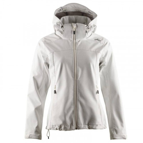 Fåk Tomamu Softshell Jacket Women White