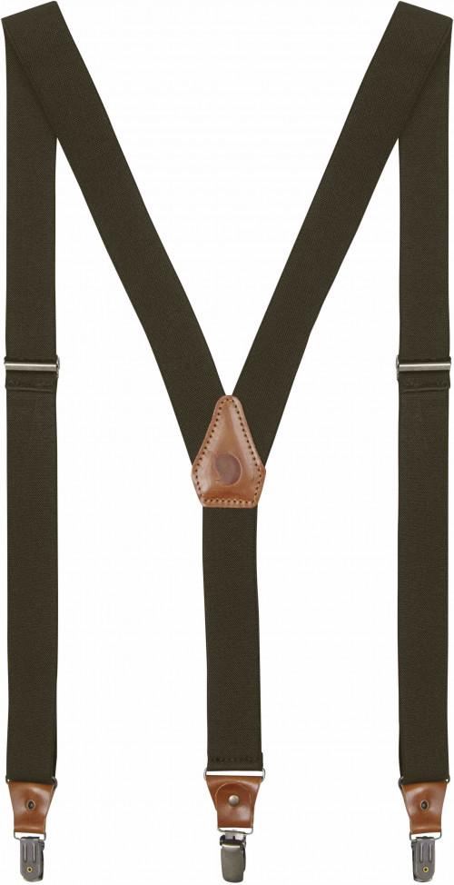 Fjällräven Singi Clip Suspenders Dark Olive