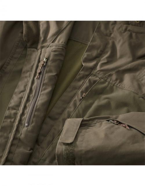 Fjällräven Lappland Hybrid Jacket Women's Dark Olive
