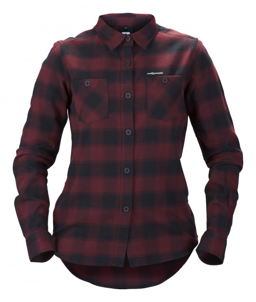 Sweet Protection Flannel Shirt Wmn Ron Red
