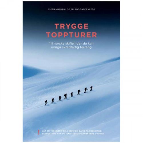 Fri Flyt Trygge Toppturer - 111 Norske Skifjell Der Du Kan Unngå Skredfarlig Terreng