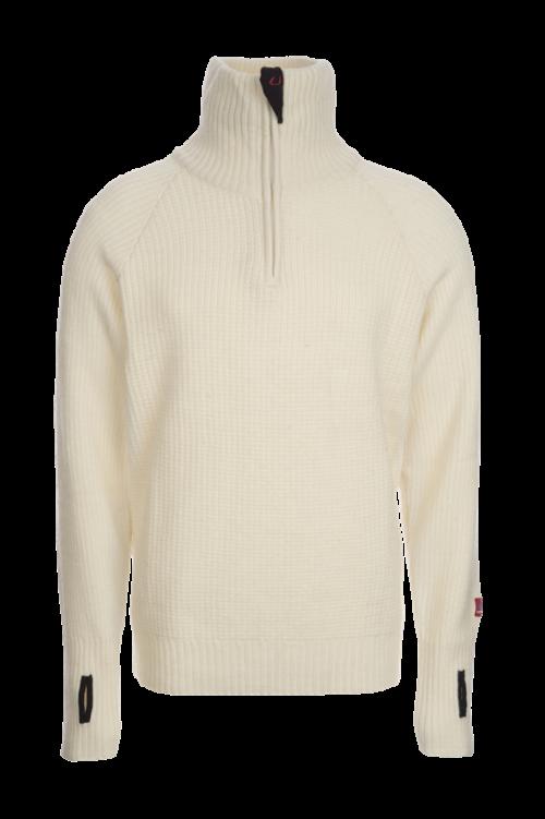 Ulvang Rav sweater w/zip Vanilje