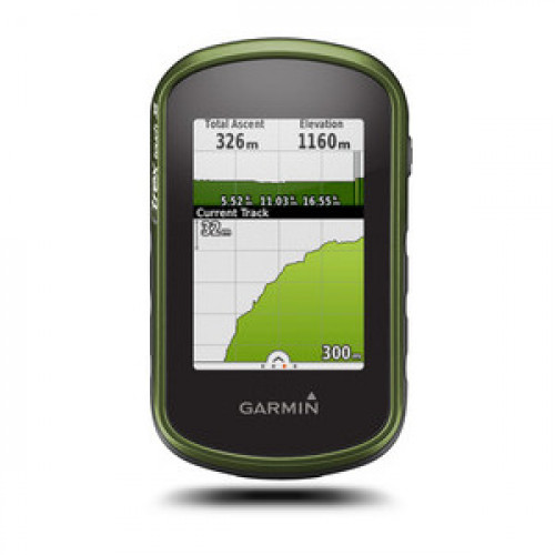 Garmin eTrex Touch 35, Western Europe