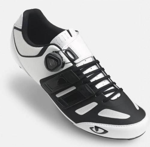 Giro Sykkelsko Sentrie Techlace White
