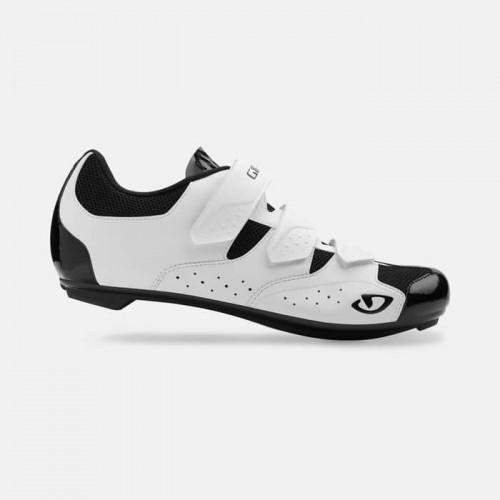 Giro Sykkelsko Techne White/Black