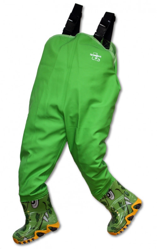 Barnevaderen Barnevader Grønn Med Krokodille