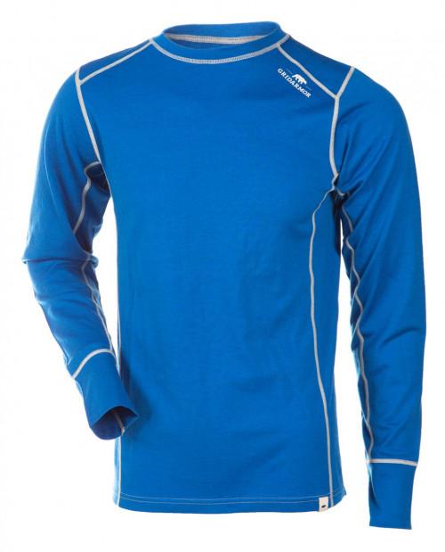 Gridarmor M's Shirt LS 100% Merino Skydiver