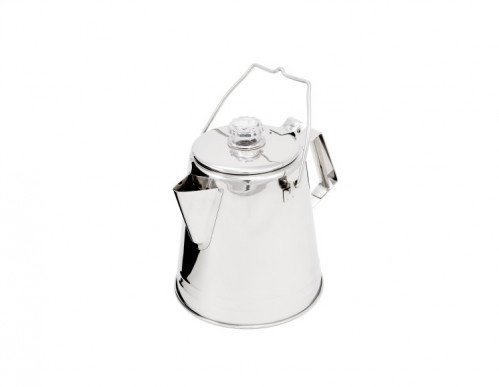 GSI Glacier Stainless Perculator 8 Cup