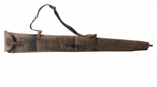 Härkila Geværfoderal, Læder Shadow Brown 135 cm