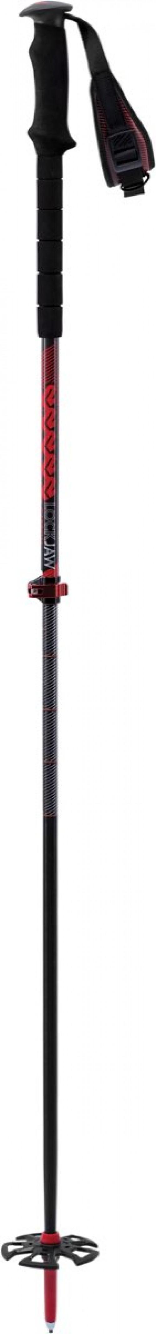 K2 Skis Lockjaw Carbon 145 - Red Rød