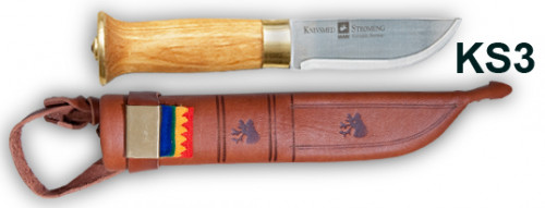 Knivsmed Strømeng Samekniv 3,5''