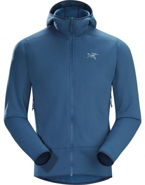 Arc'teryx Kyanite Hoody Men's Hecate Blue