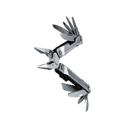 Leatherman Rebar Sølv Stand Taske ES