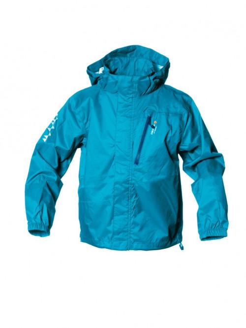Isbjörn Of Sweden Light Weight Rain Jacket Kids Ice