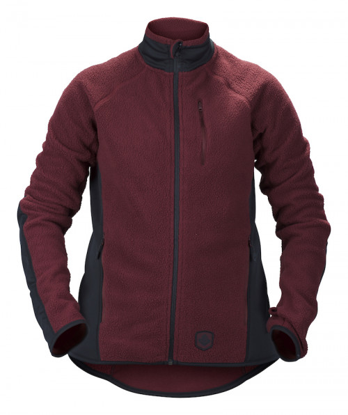 Sweet Protection Lumberjane Fleece Jacket Womens Ron Red