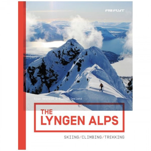Fri Flyt The Lyngen Alps
