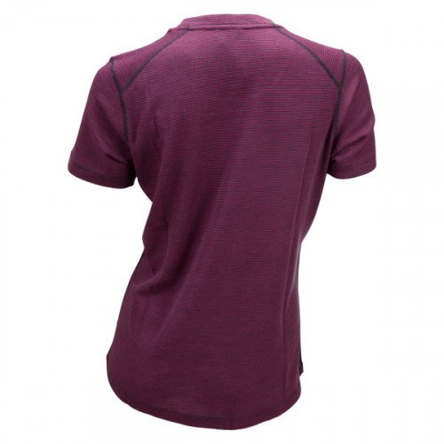 Ulvang Merino Light Tee Women`s Beetroot/Granite