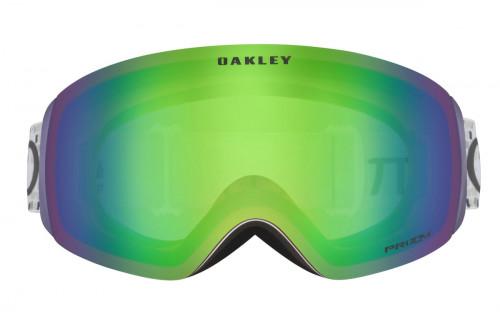 Oakley Flight Deck Xm Lv Sig Snowed In Stealth W/Prizm Jade