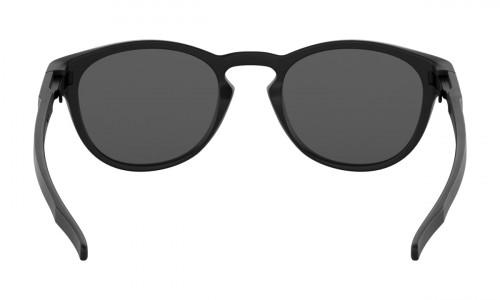 Oakley Latch Black Fade Prizm Grey