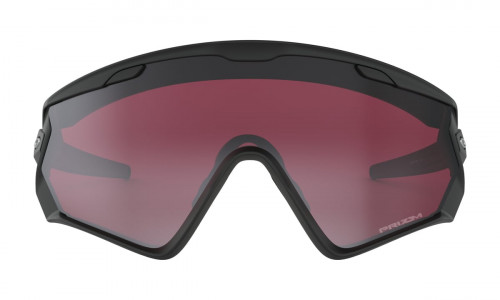 Oakley Wind Jacket 2.0 Matte Black W/Prizm Snow Black Iridium