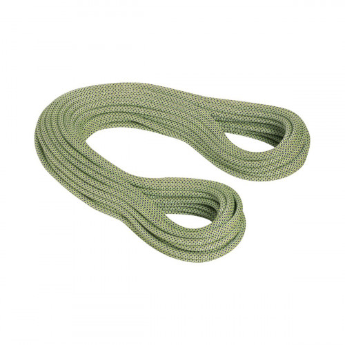 Mammut 10.0 Galaxy Dry Rope 50m Violet-Lime Green
