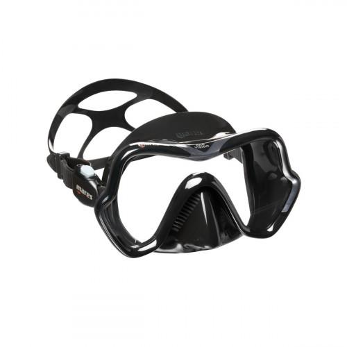 Mares Mask One Vision Black/Black Adult