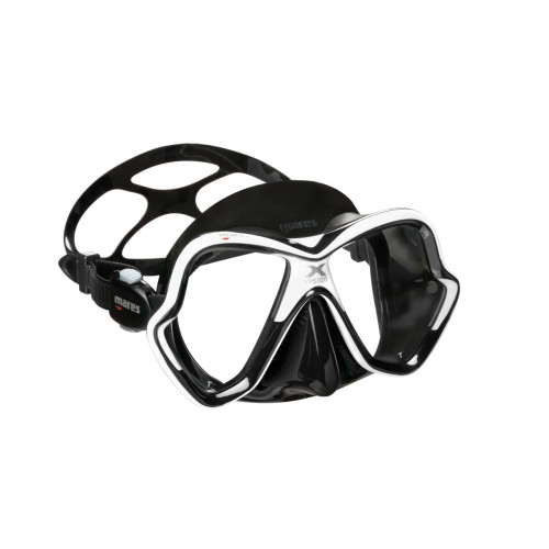 Mares Mask X-Vision Black/White Adult