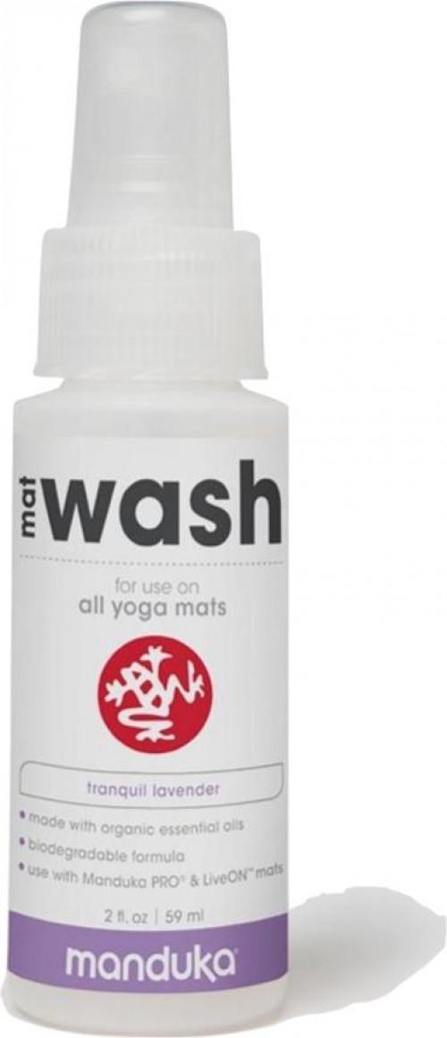 Manduka Yoga Matwash Travel Spray Lavender 2oz