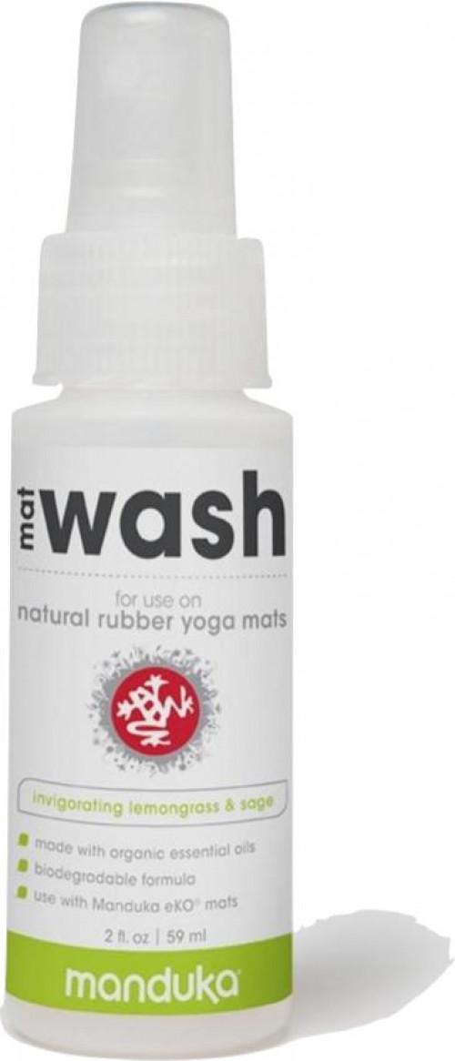 Manduka Yoga Matwash Travel Spray Lemongrass 2oz