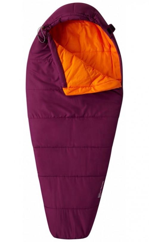 Mountain Hardwear Bozeman Adjustable Sleeping Bag Dark Raspberry REGLH