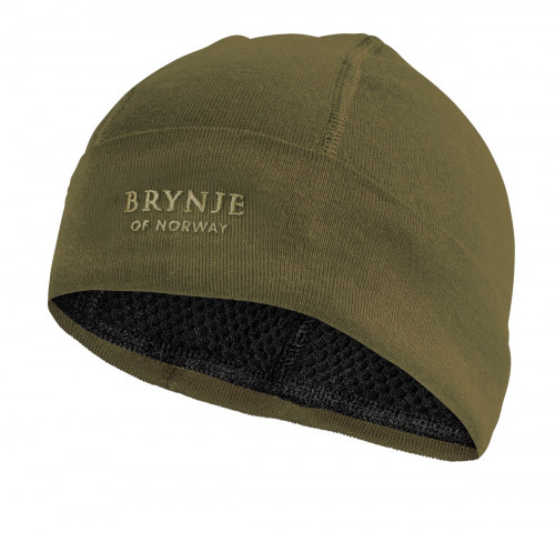 Brynje Arctic Hat Olivegreen