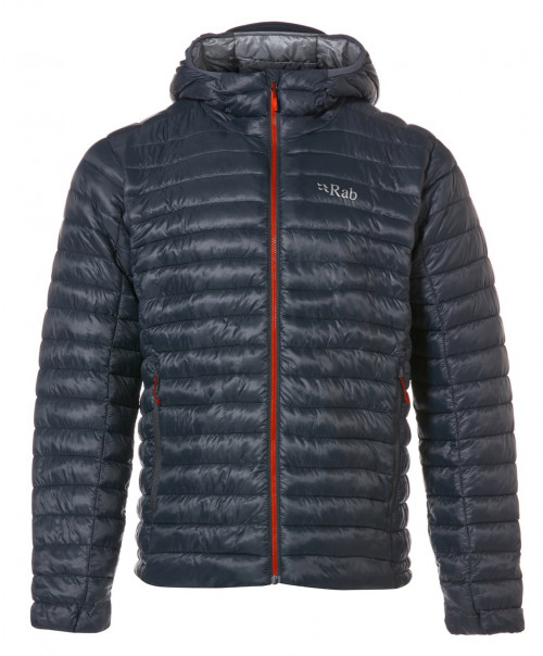 Rab Nimbus Jacket Beluga/Steel
