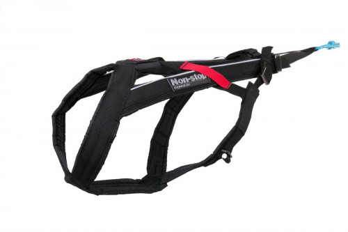Non-Stop Dogwear Freemotion Harness Black