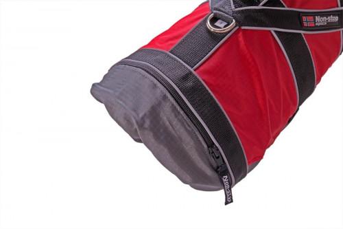Non-Stop Dogwear Safe Life Jacket Red/Black 3