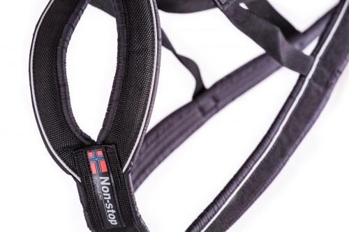 Non-Stop Dogwear Nansen Nome Harness Black