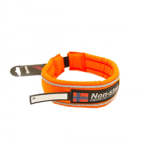 Non-Stop Dogwear Safe Collar Orange
