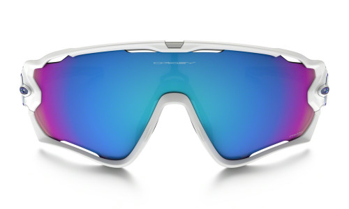 Oakley Jawbreaker Prizm Snow Polished White