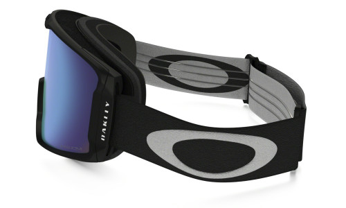 Oakley Line Miner Matte Black Prizm Sapphire Iridium