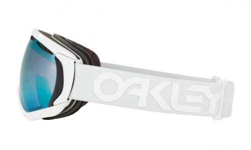 Oakley Canopy Factory Pilot Whiteout PRIZM SAPPHIRE IRIDIUM