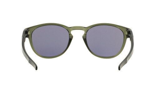 Oakley Latch Emerald Iridium MATTE OLIVE INK