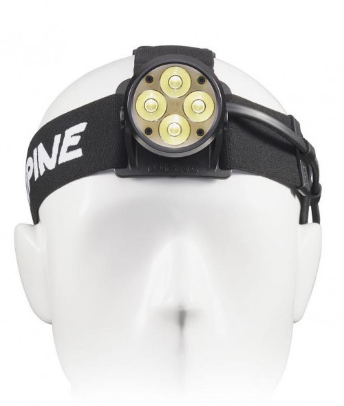 Lupine Wilma X7 Smartcore Black