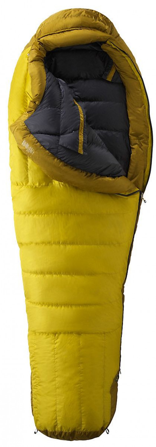 Marmot Col Long Yellow Vapor/Green Wheat