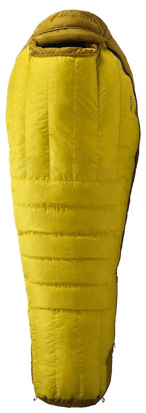 Marmot Col Long Yellow Vapor/Green Wheat