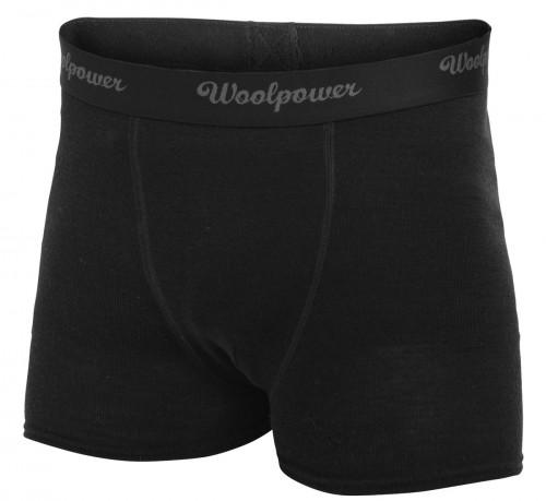 Woolpower Boxer M's Black