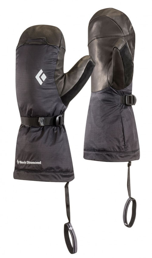 Black Diamond Absolute Mitts Black