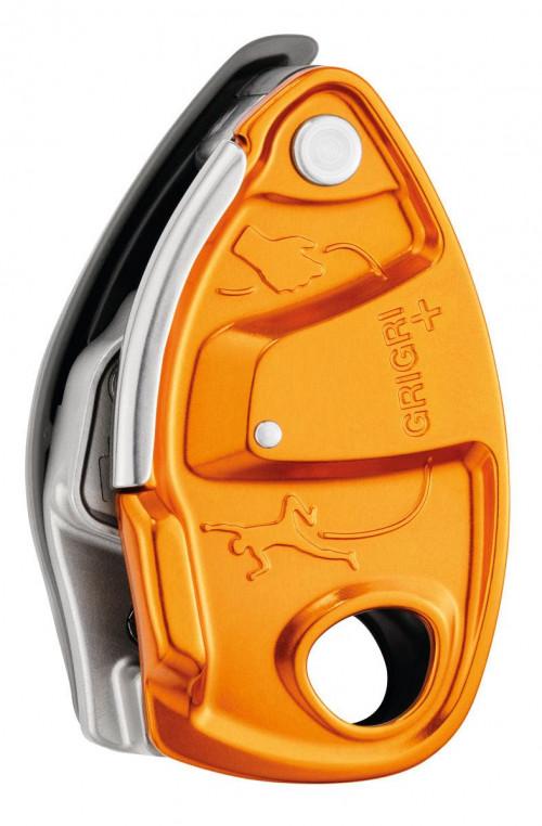 Petzl Grigri+ Oransje