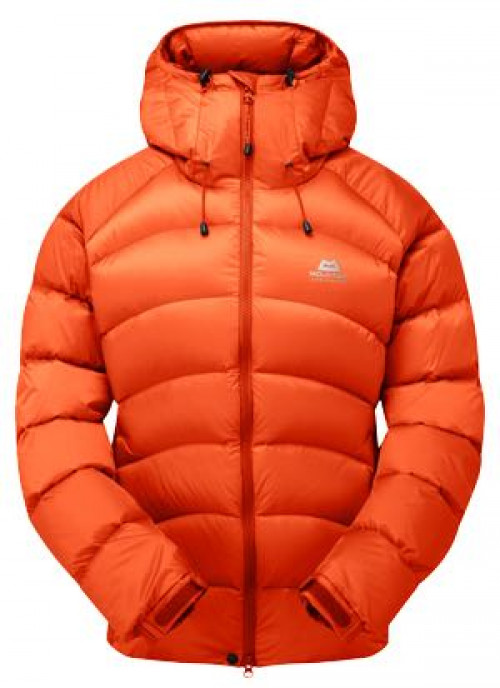48221c55 Mountain Equipment Women's Sigma Jacket Cardinal Orange | Fjellsport.no